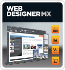 Web Designer MX 8 (Academic)(Electronic Software Delivery) for Win
