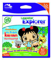 "Leapster Explorer Learning Game: Ni Hao, Kai-lan: "" Super Happy Day!"