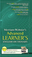 Merriam Webster's Advanced Learner's Dictionary (Electronic Software Delivery)