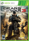 Xbox 360 Game: Gears of War 3