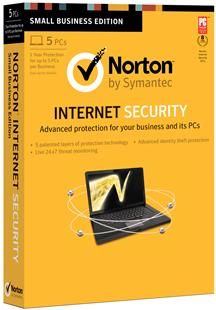 Norton Internet Security 2013 5 User/1 Year for Win
