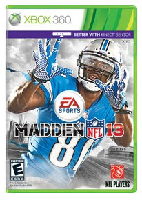 Xbox 360 Game: Madden NFL 13