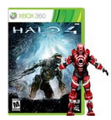 Xbox 360 Game: Halo 4