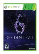 Xbox 360 Game: Resident Evil 6