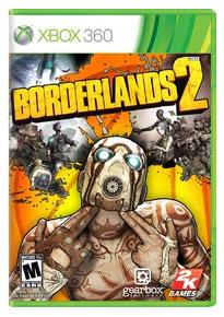 Xbox 360 Game: Borderlands 2