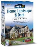 Total 3D Home Landscape & Deck Premium Suite 12 (Home Edition) (Electronic Software Delivery)
