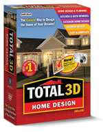 Total 3D Home Design Deluxe 11 (Home Edition) (Electronic Software Delivery)