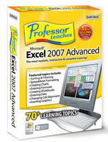 Professor Teaches Excel 2007 Advanced (Home Edition) (Electronic Software Delivery)