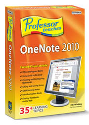Professor Teaches OneNote 2010 (Home Edition) (Electronic Software Delivery)