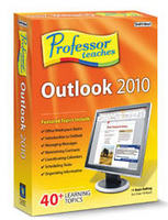 Professor Teaches Outlook 2010 (Home Edition) (Electronic Software Delivery)