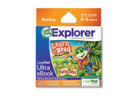 LeapPad1/LeapPad2™ Ultra eBook Cartridge: Learn to Read Collection: Fairy Tales