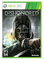 Xbox 360 Game: Dishonored