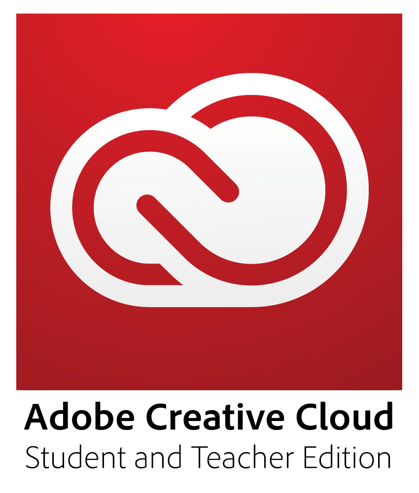 Creative Cloud Student and Teacher Edition (One Year Subscription - Monthly Price) for Mac,Win
