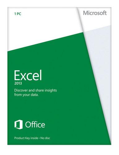Excel 2013 - Download
