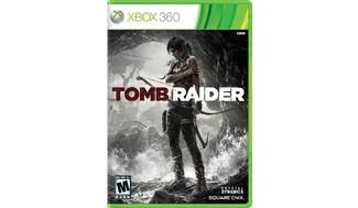 Xbox 360 Game: Tomb Raider