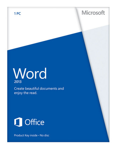Word 2013 - Download