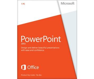 PowerPoint 2013 - Download
