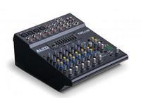 Alto TMX80 DFX Tabletop 8 Channel Powered Mixer