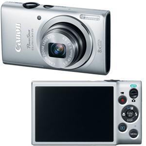 PowerShot ELPH 130 IS 16 Megapixel Digital Camera (Silver)