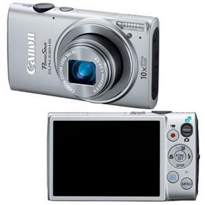 PowerShot Elph 330 12.1 Megapixel Digital Camera (Silver)
