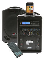 PA419 iPod Wireless Portable PA System