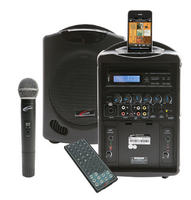 PA419Q iPod Wireless Portable PA System