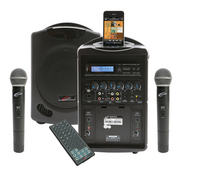 PA419Q2 iPod Wireless Portable PA System