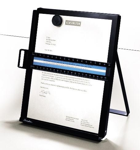 Metal Letter Size Copy Holder