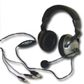 CD-858MF Gaming On-Ear Headset with Microphone