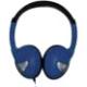Lightweight On-Ear Headphones (Blue)