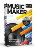 MAGIX Music Maker 2014 (Electronic Software Delivery)
