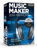 MAGIX Music Maker 2014 Premium (Electronic Software Delivery)