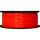 PLA Filament (.5lb 1.75mm/1.8mm) (True Red)