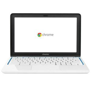 "HP Chromebook 11 G5 11.6"" Chromebook - Intel Celeron N3050 Dual-core (2 Core) 1.60 GHz - 4 GB DDR3L SDRAM - 16 GB Flash Memory Capacity - Chrome OS (English) - 1366 x 768"