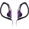 Panasonic RP-HS34 Water/Sweat Resisant In Ear Sports Headphone (Violet)