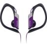 Panasonic RP-HS34 Water/Sweat Resisant In Ear Sports Headphone (Violet)