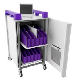 LapCabby Mini 20V (Purple)
