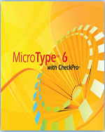 MicroType 6.0 Win Site/Network License DVD (with Quick Start Guide)