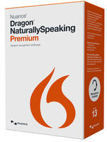Dragon Naturally Speaking Premium 13.0 (Academic)