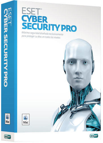 ESET CyberSecurity Pro for Mac Single-User/1 Year (Electronic Software Delivery)