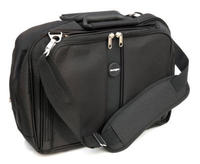 Kensington Sky Runner Black 1680D Nylon Ergo Top-Load Contour Notebook Case (Clearance Price – Quantities are Limited)