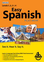Easy Spanish Platinum (Electronic Software Delivery)