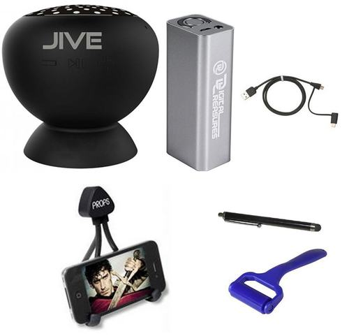 Mobile Accessory Pack Deluxe