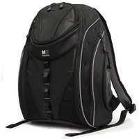 "17"" SUMO Express Laptop Backpack (Black/Silver)"