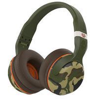 Skullcandy Hesh 2 Bluetooth Headphones Camo BP
