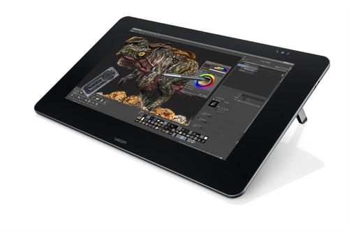 Cintiq 27QHD Touch & Pen Interactive Display