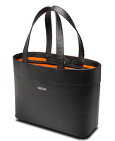 "15.6"" Jacqueline Laptop Tote (Black)"