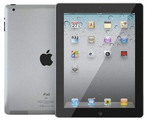 Apple iPad 2 Refurbished 16GB WiFi - Black - 1 yr Warranty