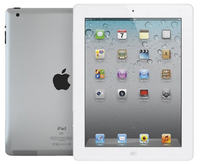 iPad 2 Refurbished 16GB WiFi with Folio Case (White)