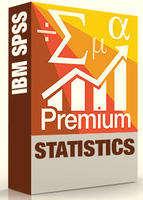 IBM SPSS Statistics Premium Grad Pack 23.0 Academic (Windows Download - 12 Month License)